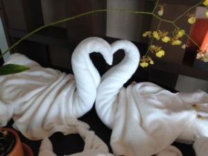 love at the spa