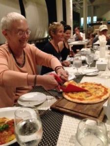 janis birthday pizza