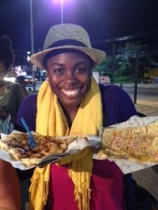 me and thai pancake